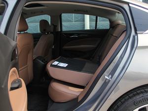 2017款28T 尊贵型 后排座椅放倒