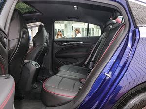 2017款28T 尊贵型 后排空间