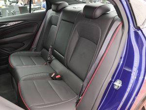 2017款28T 尊贵型 后排座椅