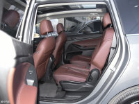 空间座椅别克GL6后排空间