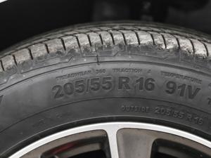 2018款20T 双离合进取型 轮胎尺寸