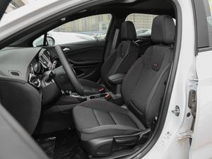 2018款20T 双离合进取型 前排座椅