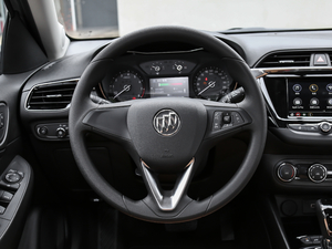 2018款15N CVT豪华型 方向盘
