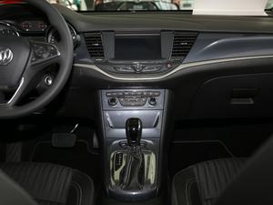 2018款两厢 15S 自动领先型 中控台