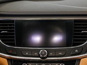2018款28T 精英型 中控台显示屏
