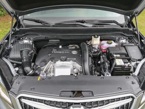 2018款28T 四驱全能运动旗舰型 发动机