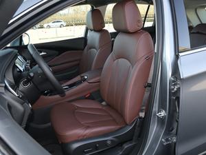 2018款28T 四驱豪华型 前排座椅