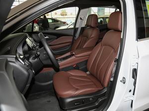 2018款28T 四驱精英型 前排座椅
