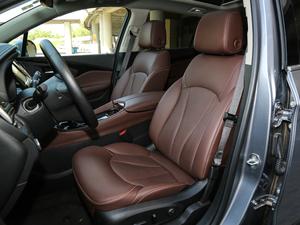 2018款28T 四驱全能运动旗舰型 前排座椅