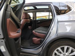 2018款28T 四驱全能运动旗舰型 后排座椅放倒