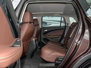 2018款28T 四驱豪华型 后排空间