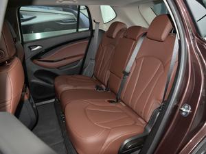 2018款28T 四驱豪华型 后排座椅