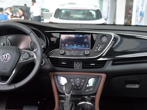 2018款28T 四驱豪华型 中控台