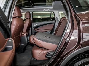 2018款28T 四驱精英型 后排座椅放倒