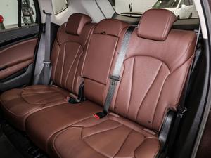 2018款28T 四驱精英型 后排座椅