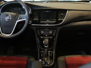 2018款18T 自动四驱全能旗舰型 中控台
