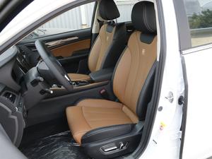 2018款EV450 智联锋尚型 前排座椅
