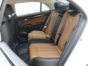 2018款EV450 智联锋尚型 后排座椅