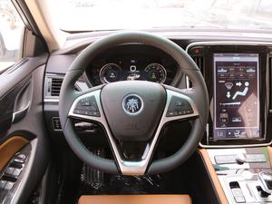 2018款EV450 智联锋尚型 方向盘