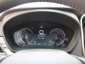 2018款EV450 智联锋尚型 仪表