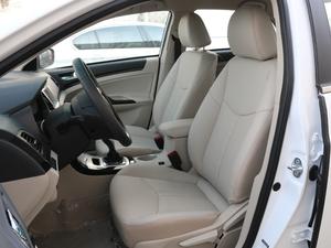 2018款450 智联畅享型 前排座椅