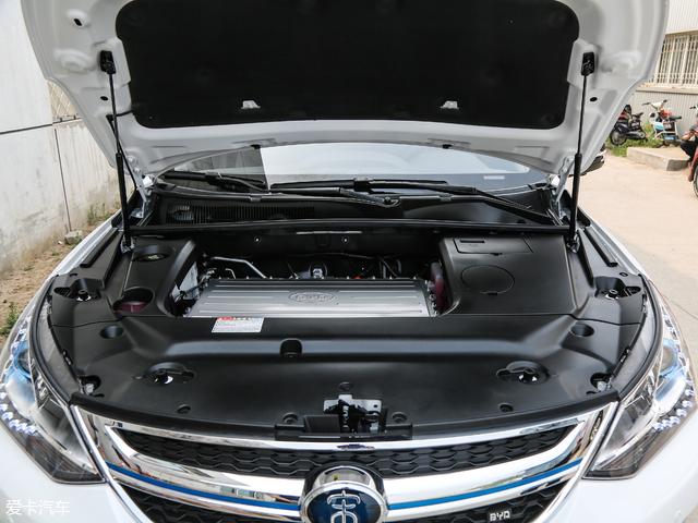 比亚迪汽车2018款宋EV