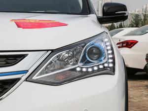 2018款EV400 智联进享型 头灯