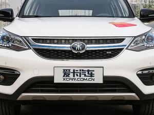 2018款EV400 智联进享型 中网