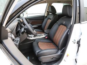 2018款EV400 智联进享型 前排座椅