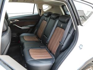 2018款EV400 智联进享型 后排座椅