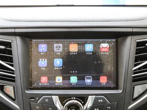 2018款EV400 智联进享型 中控台显示屏