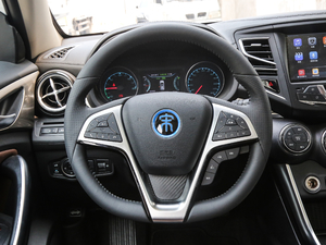 2018款EV400 智联进享型 方向盘