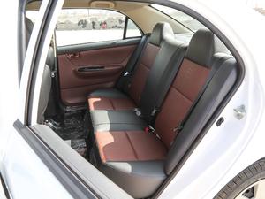 2018款1.5L 手动经典型 后排座椅