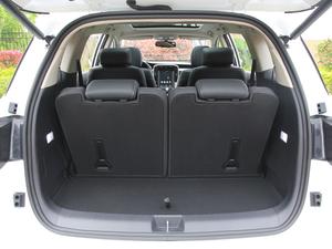 2018款1.5TI 自动智联尊享型 6座 行李厢空间