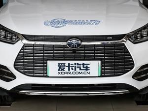 2019款EV 500 智联领耀型 中网