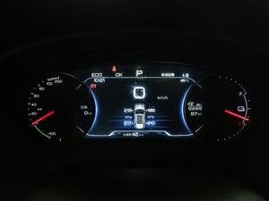 2019款EV 500 智联领耀型 仪表