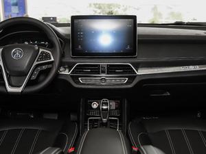 2019款EV 500 智联领耀型 中控台