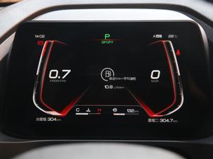 2019款Pro 1.5TI 自动智联锋耀型 仪表