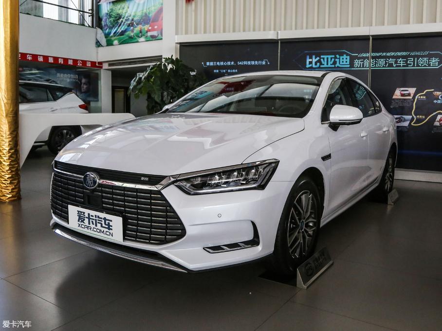 秦Pro EV价格稳定,可接受全面预订