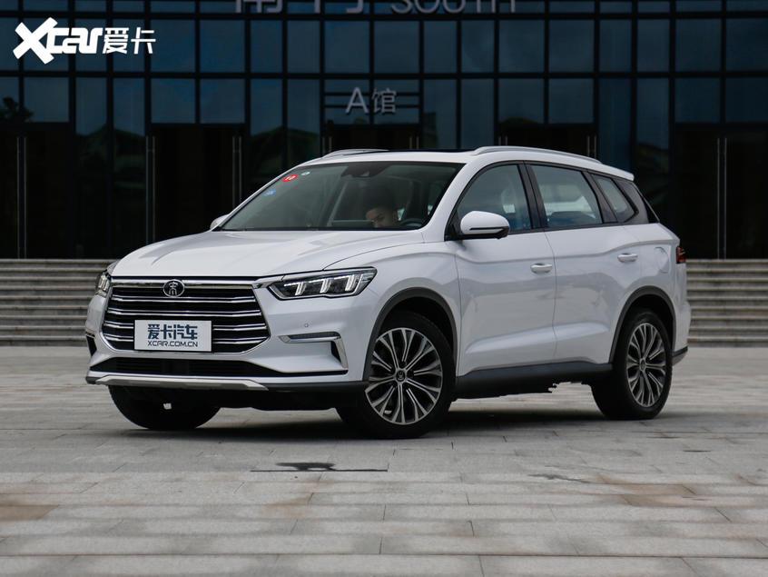 比亚迪汽车2019款宋Pro DM
