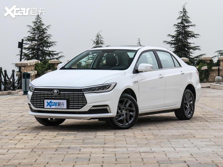 比亚迪汽车2019款秦EV