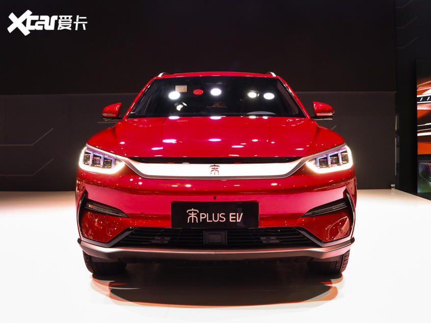 比亚迪汽车2020款宋PLUS EV