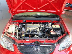 2009款1.5L 舒适型 发动机