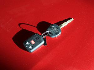 2009款1.5L 舒适型 钥匙