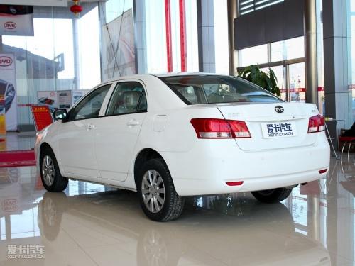 比亚迪汽车 2011款比亚迪G3 数智版