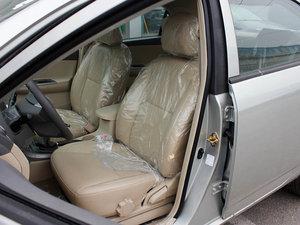 2011款1.5L 手动尚雅版 前排座椅
