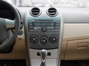 2011款1.5L 手动尚雅版 中控台