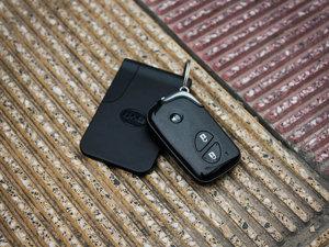 2011款1.5L 手动尚雅版 钥匙