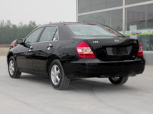 2011款黄金版 1.8L 手动豪华型 后侧45度