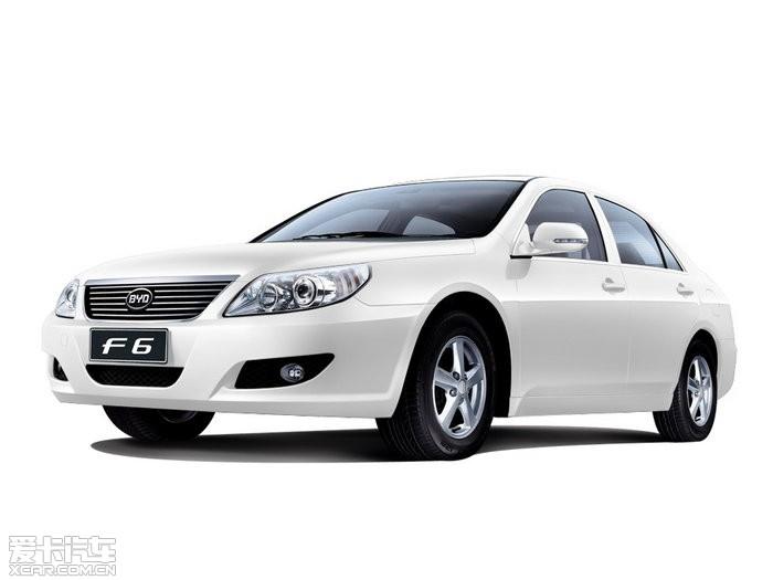 比亚迪f6汽车价格 报价 论坛 图片 配置高清图片